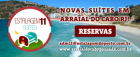 Suites em Arraial do Cabo
